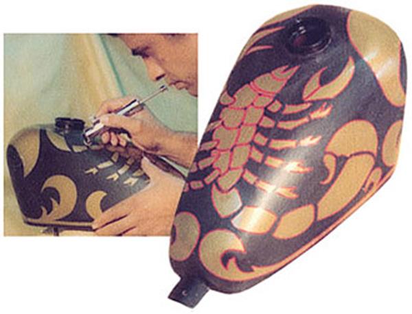 scorpiontank